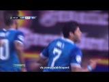 Гол Халка в ворота Атлетико!