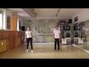 Разучиваем танец под музыку Школа монстров ( Монстер Хай )  / Monster High